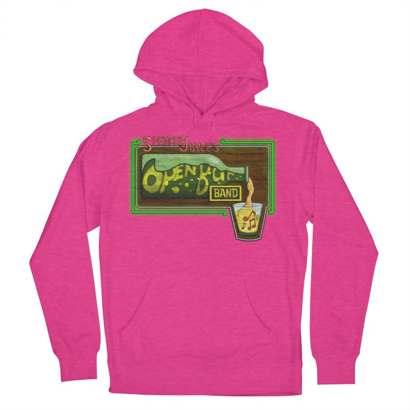 Spencer Joyce's Open Bar Women's French Terry Pullover Hoody by MD Design Labs's Artist Shop