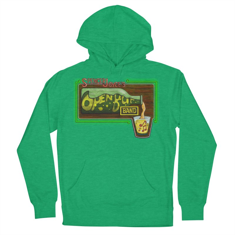 Spencer Joyce's Open Bar Men's French Terry Pullover Hoody by MD Design Labs's Artist Shop
