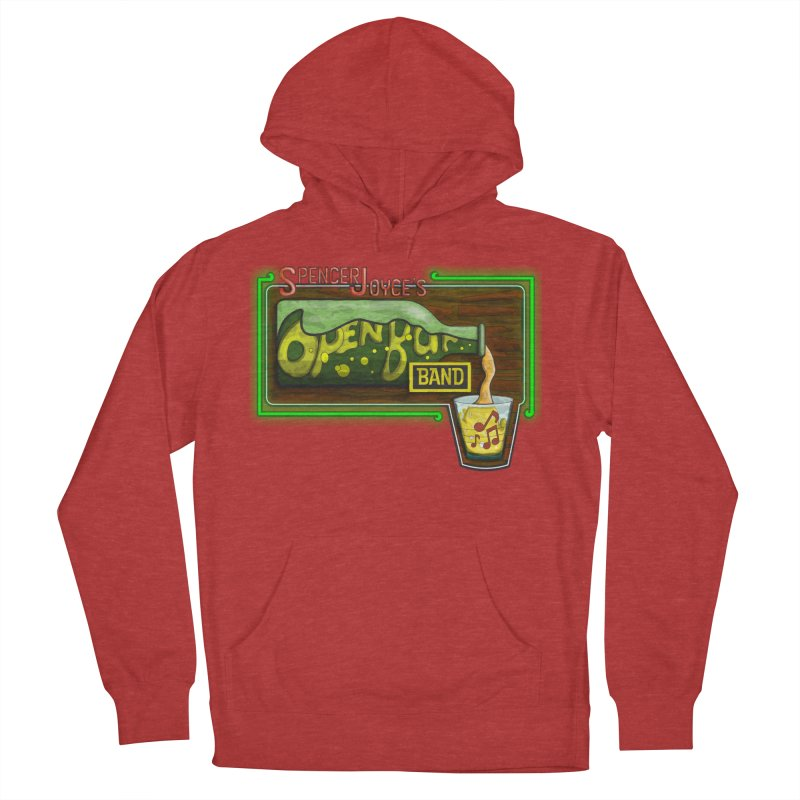 Spencer Joyce's Open Bar Men's Pullover Hoody by MD Design Labs's Artist Shop