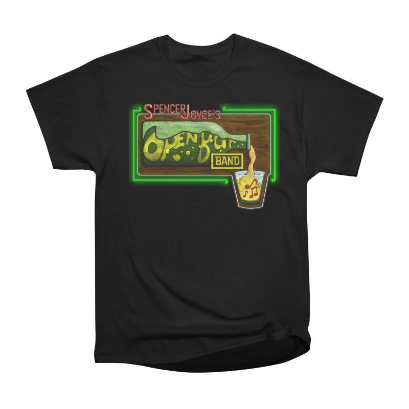Spencer Joyce's Open Bar Women's Heavyweight Unisex T-Shirt by MD Design Labs's Artist Shop