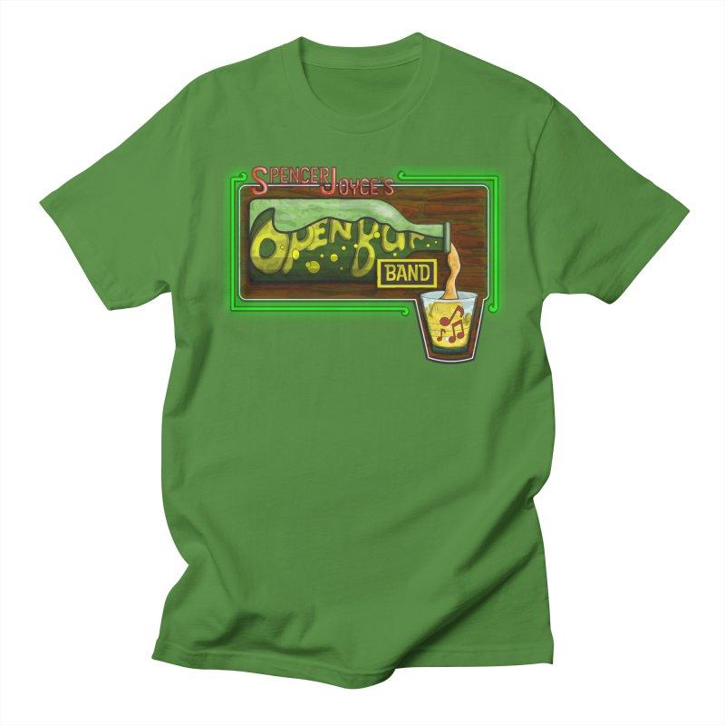 Spencer Joyce's Open Bar Men's Regular T-Shirt by MD Design Labs's Artist Shop