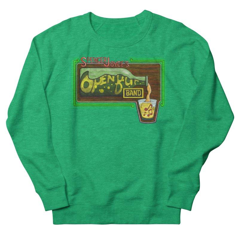Spencer Joyce's Open Bar Men's French Terry Sweatshirt by MD Design Labs's Artist Shop