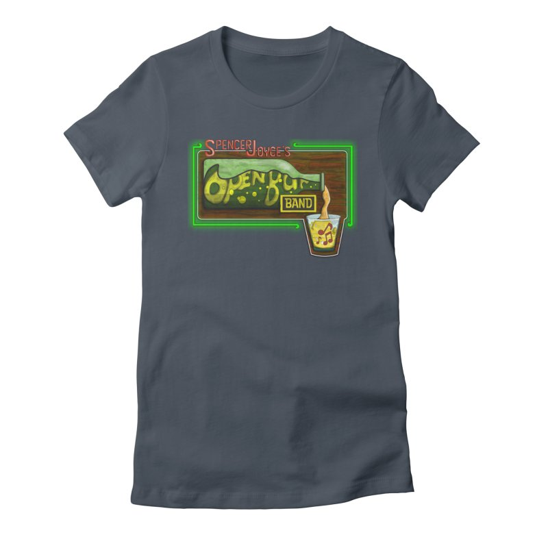 Spencer Joyce's Open Bar Women's T-Shirt by MD Design Labs's Artist Shop