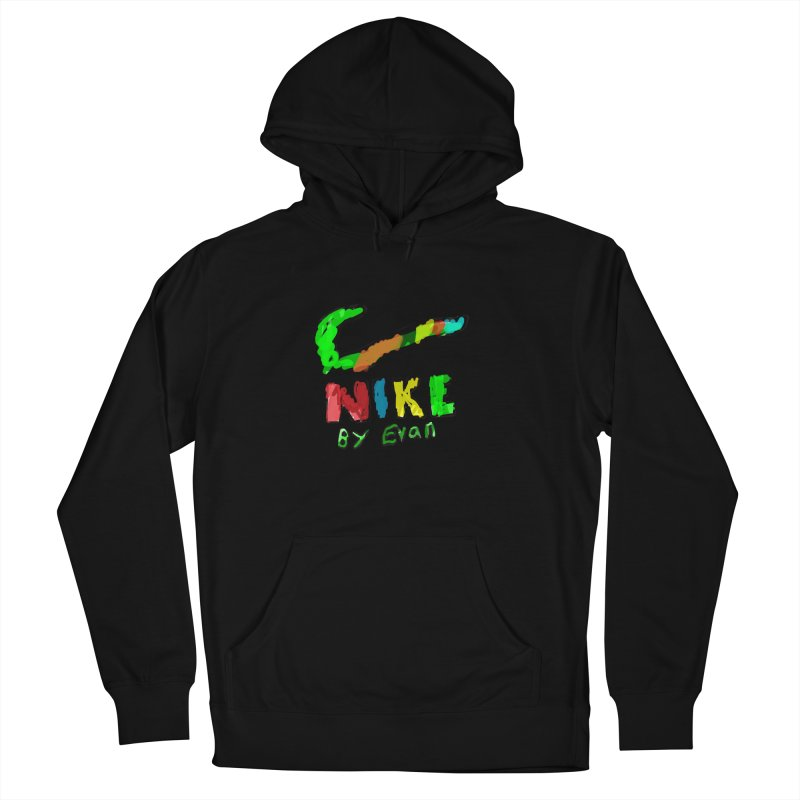Nike by Evan Men's French Terry Pullover Hoody by MD Design Labs's Artist Shop