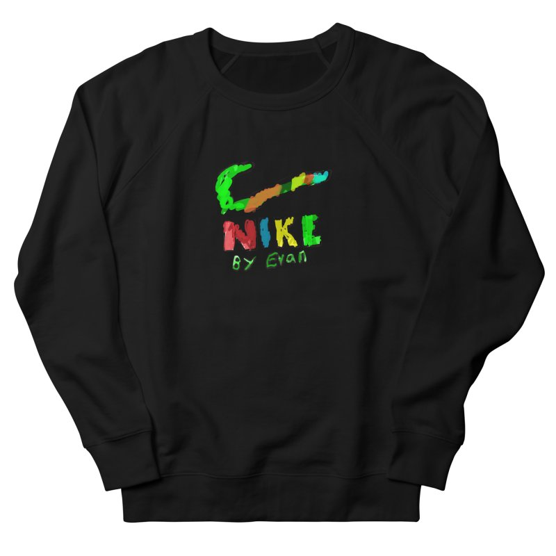 Nike by Evan Women's French Terry Sweatshirt by MD Design Labs's Artist Shop