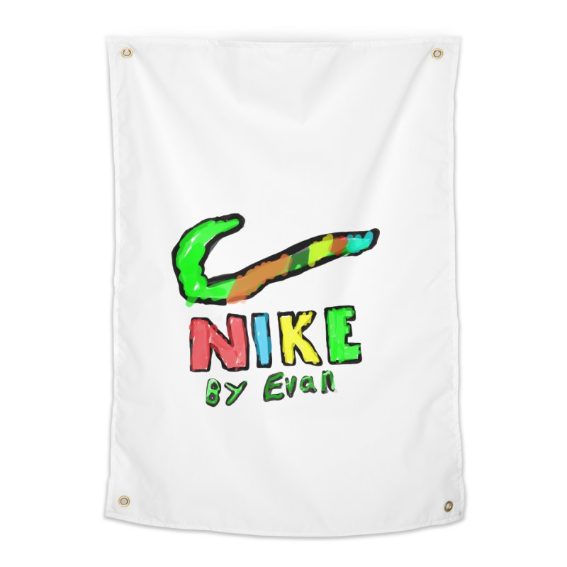 Nike by Evan Home Tapestry by MD Design Labs's Artist Shop