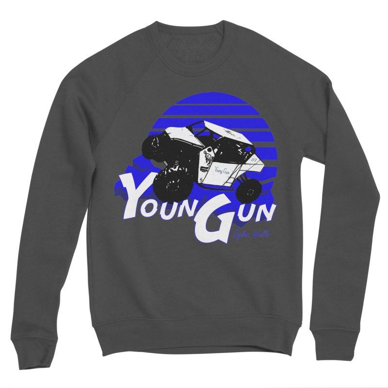 Young Gun Men's Sponge Fleece Sweatshirt by MD Design Labs's Artist Shop