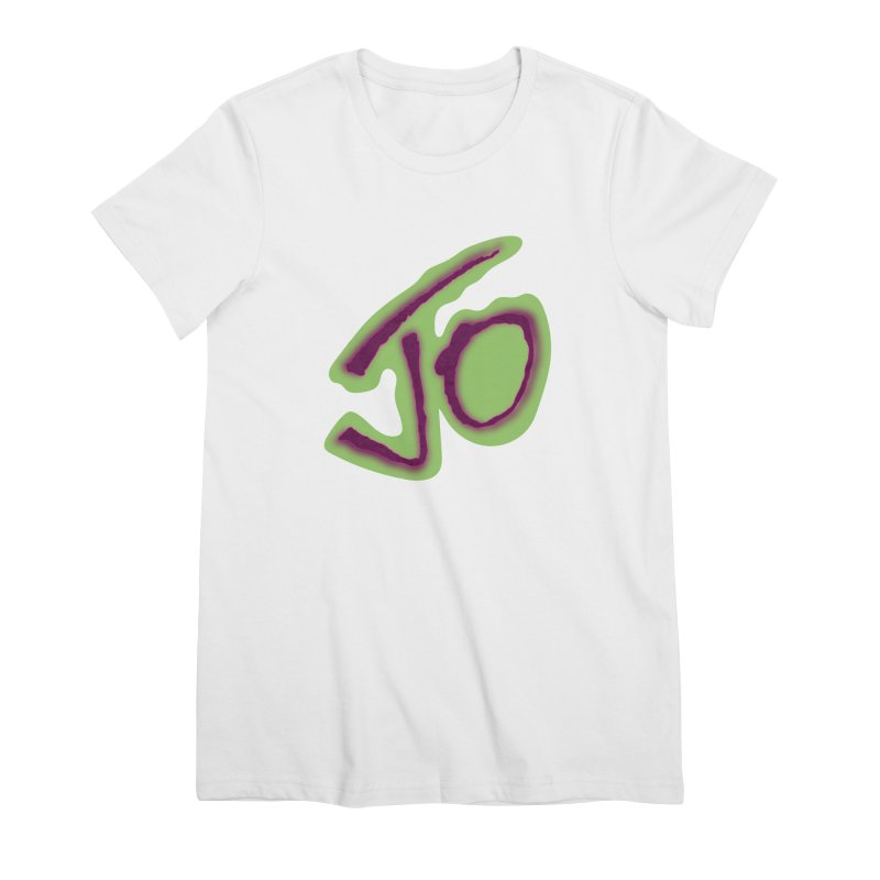 Joint Operation Purp and Guac Yo Women's Premium T-Shirt by MD Design Labs's Artist Shop