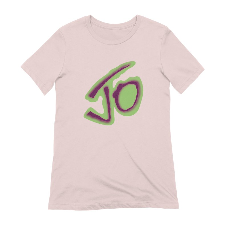 Joint Operation Purp and Guac Yo Women's Extra Soft T-Shirt by MD Design Labs's Artist Shop