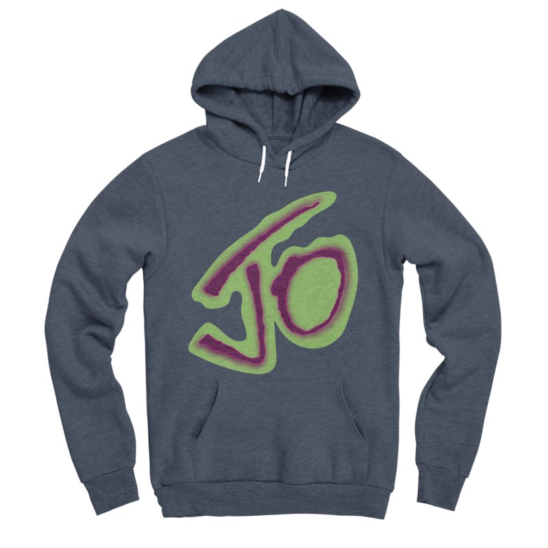 Joint Operation Purp and Guac Yo Women's Sponge Fleece Pullover Hoody by MD Design Labs's Artist Shop