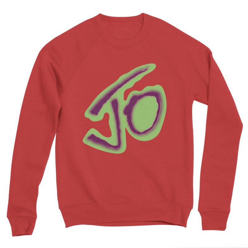 Joint Operation Purp and Guac Yo Men's Sponge Fleece Sweatshirt by MD Design Labs's Artist Shop