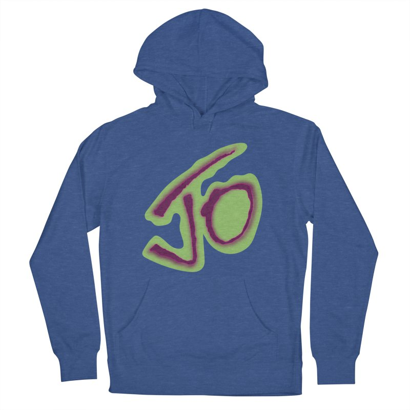 Joint Operation Purp and Guac Yo Men's French Terry Pullover Hoody by MD Design Labs's Artist Shop