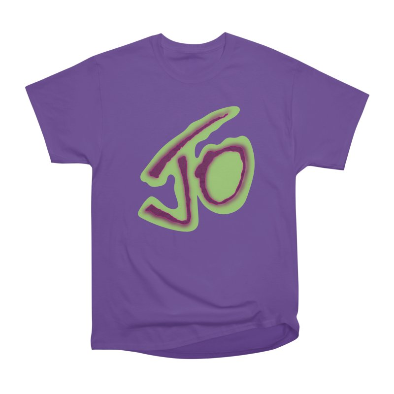 Joint Operation Purp and Guac Yo Men's Heavyweight T-Shirt by MD Design Labs's Artist Shop