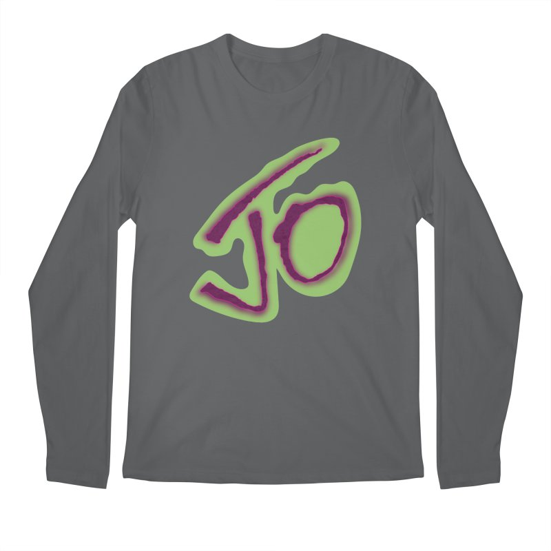 Joint Operation Purp and Guac Yo Men's Regular Longsleeve T-Shirt by MD Design Labs's Artist Shop