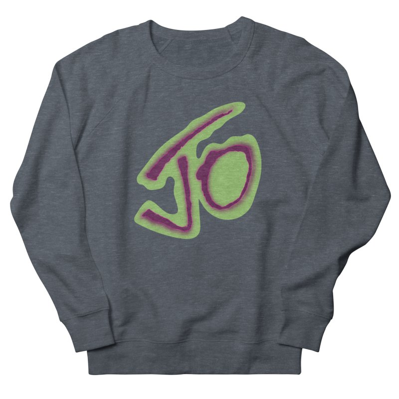 Joint Operation Purp and Guac Yo Women's French Terry Sweatshirt by MD Design Labs's Artist Shop