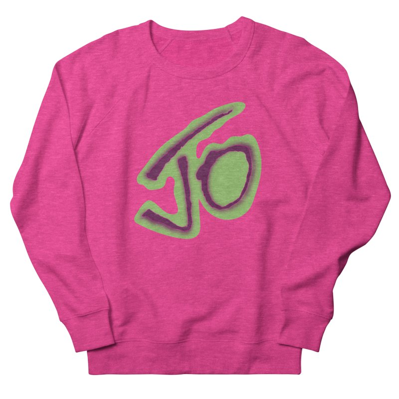 Joint Operation Purp and Guac Yo Men's French Terry Sweatshirt by MD Design Labs's Artist Shop