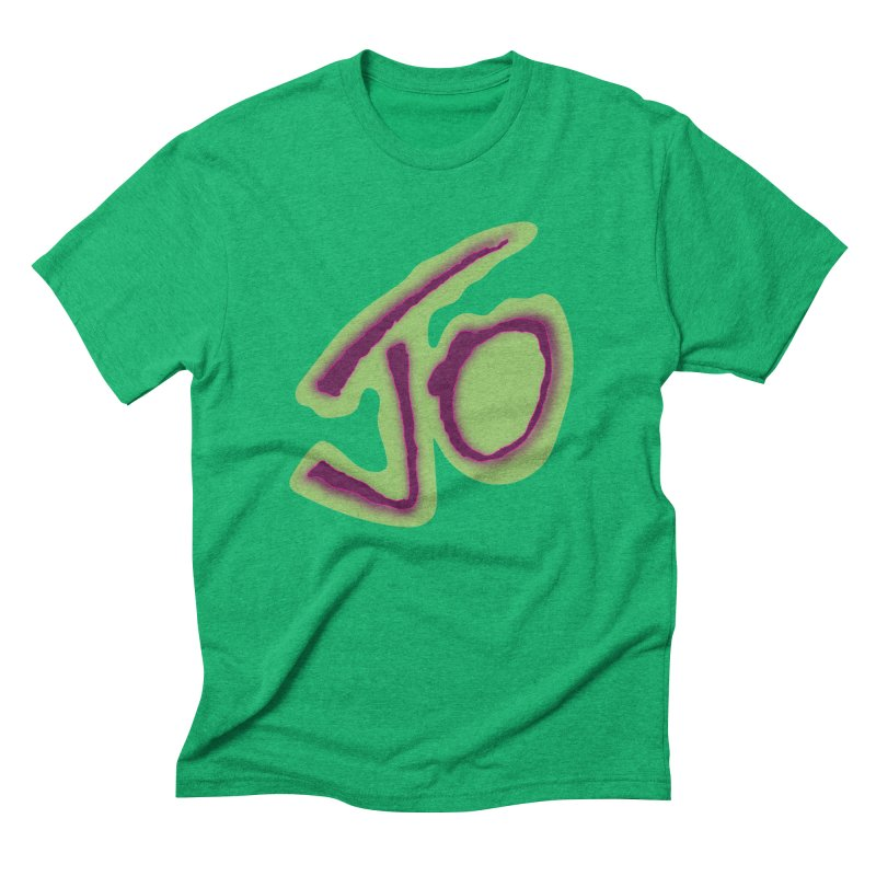 Joint Operation Purp and Guac Yo Men's Triblend T-Shirt by MD Design Labs's Artist Shop