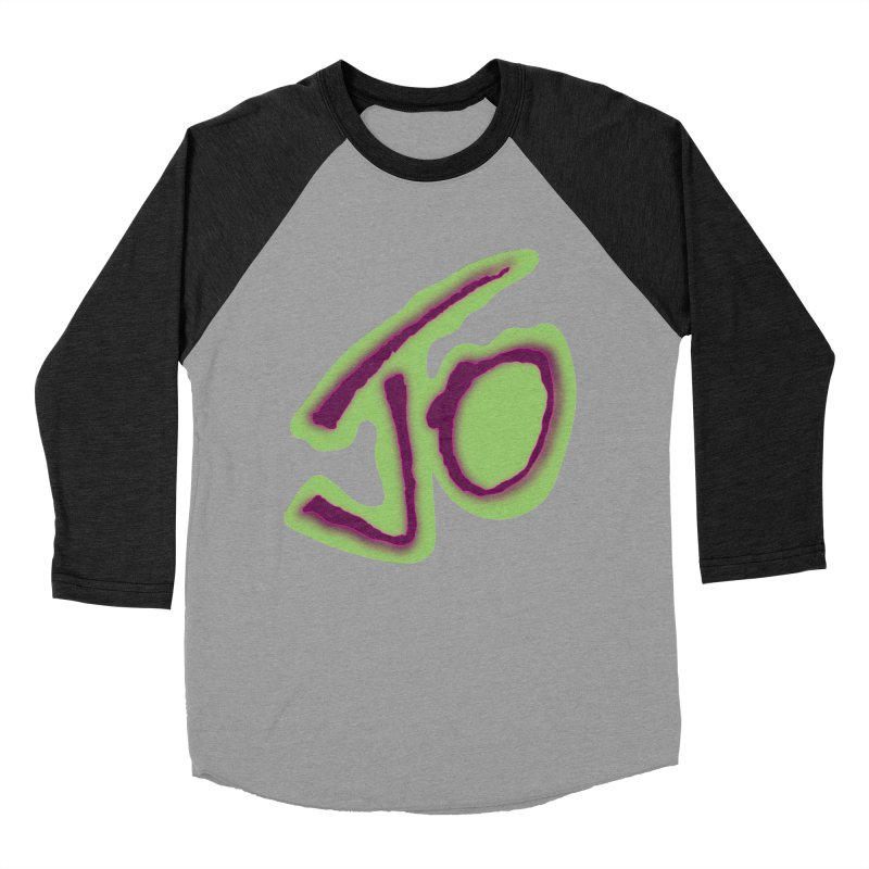 Joint Operation Purp and Guac Yo Women's Baseball Triblend Longsleeve T-Shirt by MD Design Labs's Artist Shop