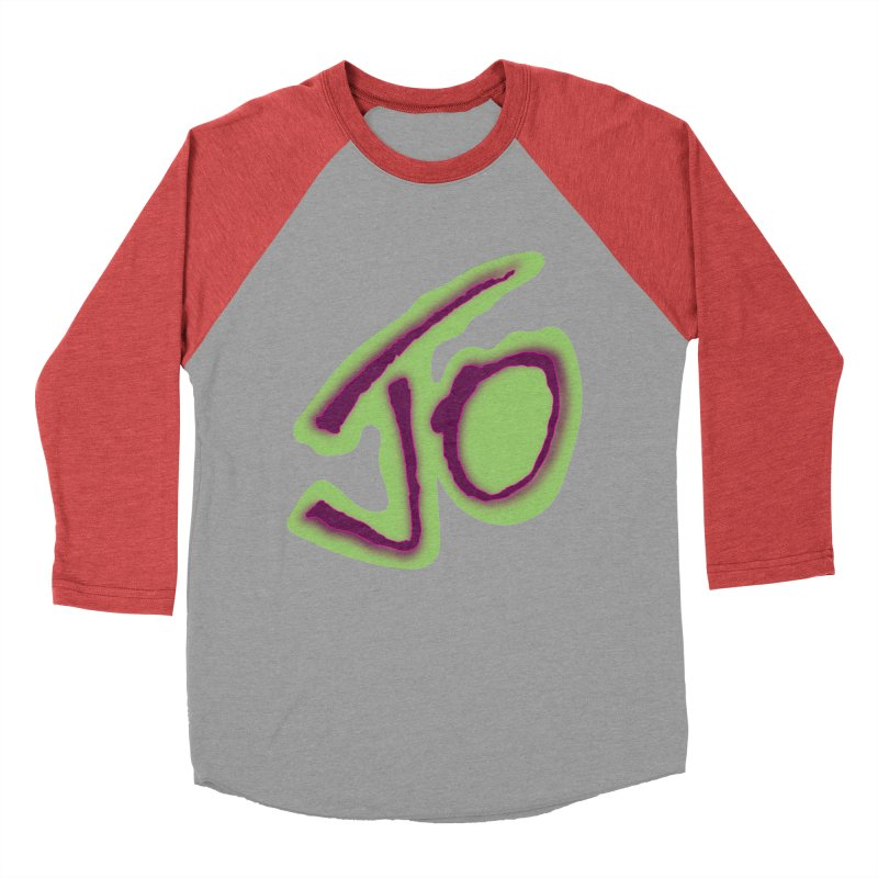 Joint Operation Purp and Guac Yo Men's Baseball Triblend Longsleeve T-Shirt by MD Design Labs's Artist Shop
