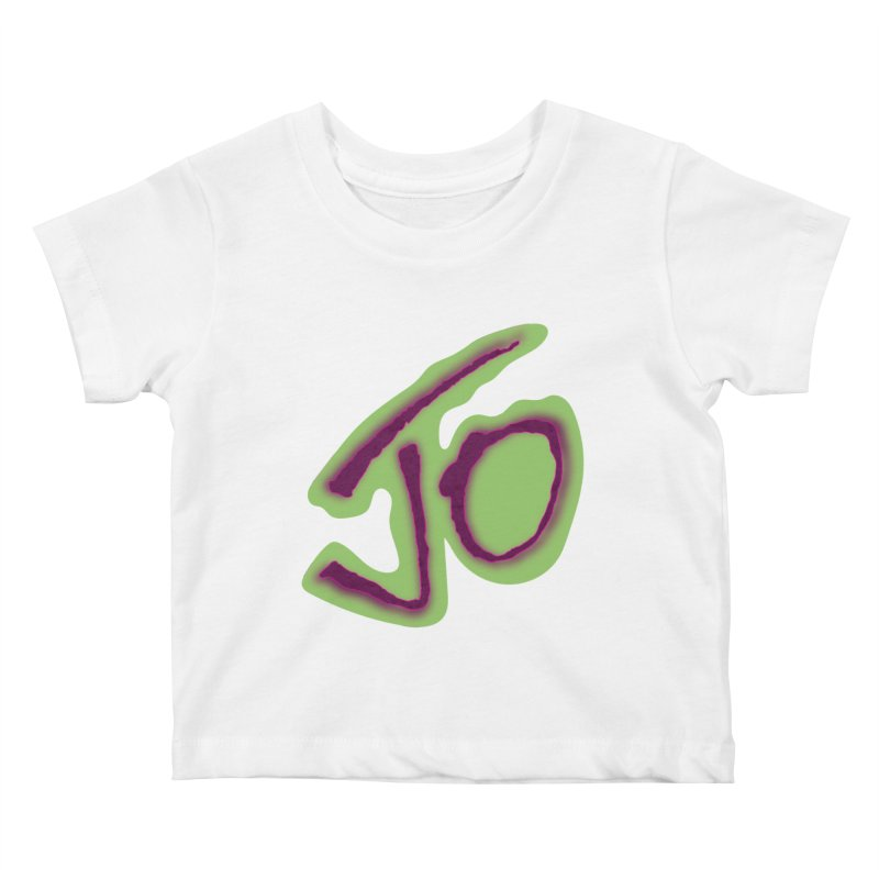 Joint Operation Purp and Guac Yo Kids Baby T-Shirt by MD Design Labs's Artist Shop
