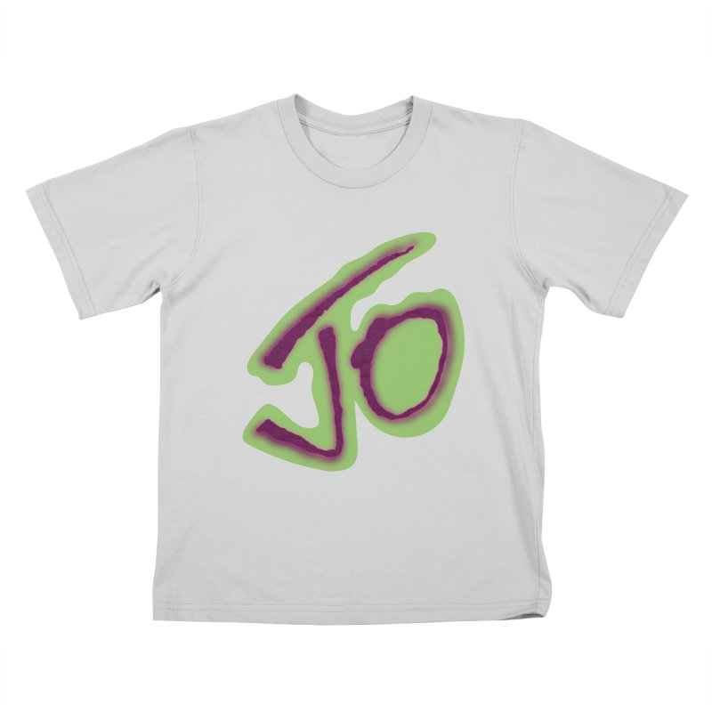 Joint Operation Purp and Guac Yo Kids T-Shirt by MD Design Labs's Artist Shop
