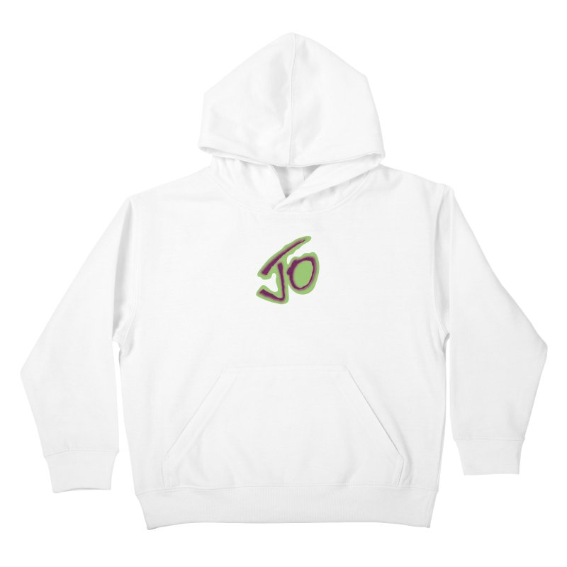 Joint Operation Purp and Guac Yo Kids Pullover Hoody by MD Design Labs's Artist Shop