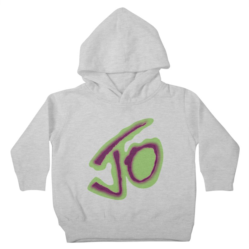 Joint Operation Purp and Guac Yo Kids Toddler Pullover Hoody by MD Design Labs's Artist Shop