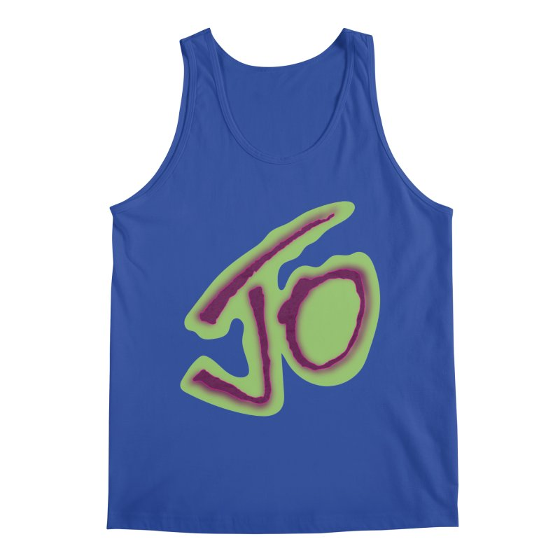 Joint Operation Purp and Guac Yo Men's Regular Tank by MD Design Labs's Artist Shop