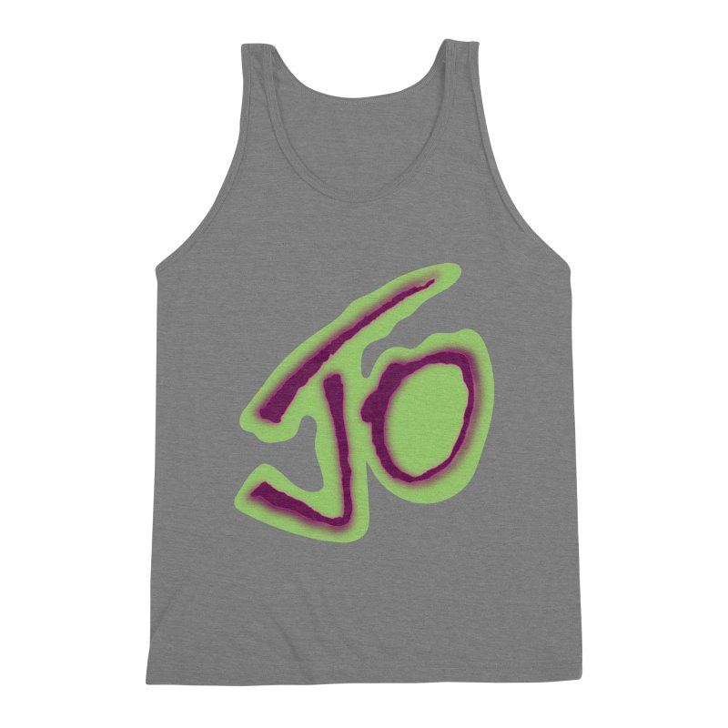 Joint Operation Purp and Guac Yo Men's Triblend Tank by MD Design Labs's Artist Shop