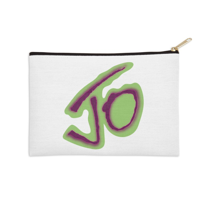 Joint Operation Purp and Guac Yo Accessories Zip Pouch by MD Design Labs's Artist Shop