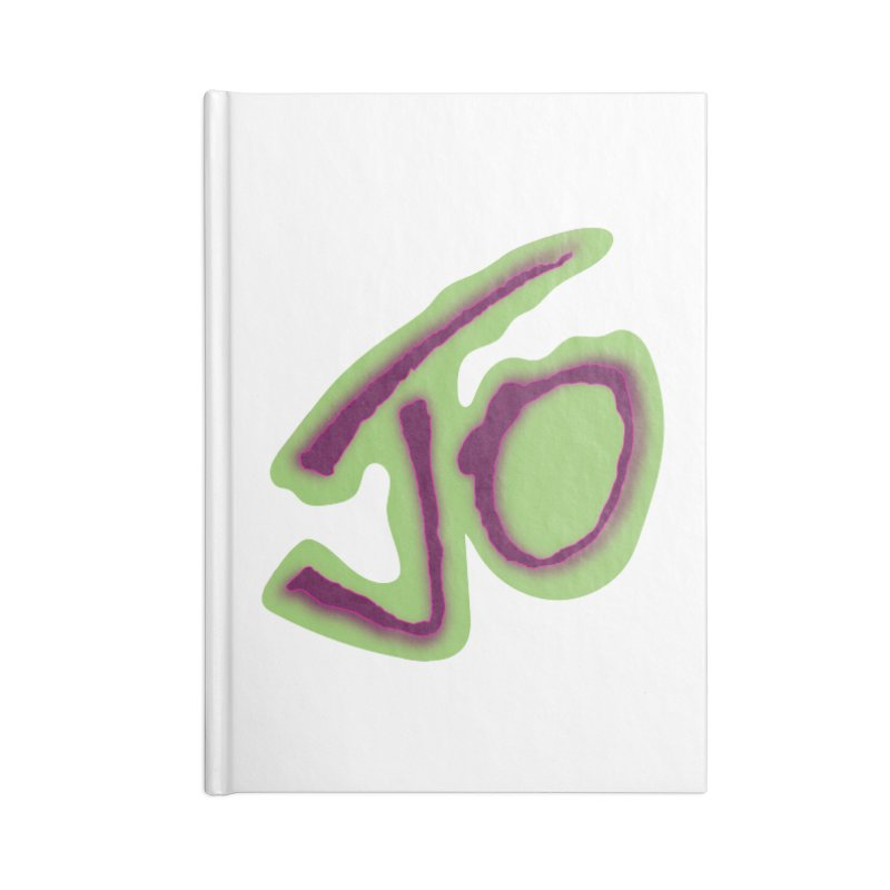 Joint Operation Purp and Guac Yo Accessories Blank Journal Notebook by MD Design Labs's Artist Shop