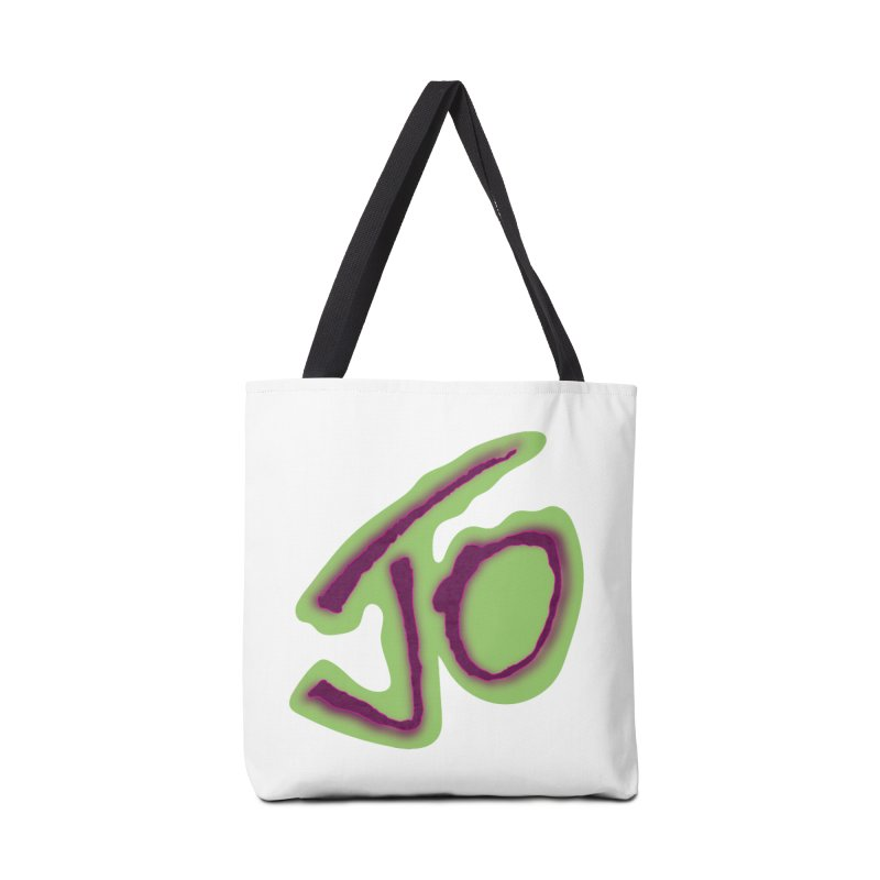 Joint Operation Purp and Guac Yo Accessories Tote Bag Bag by MD Design Labs's Artist Shop