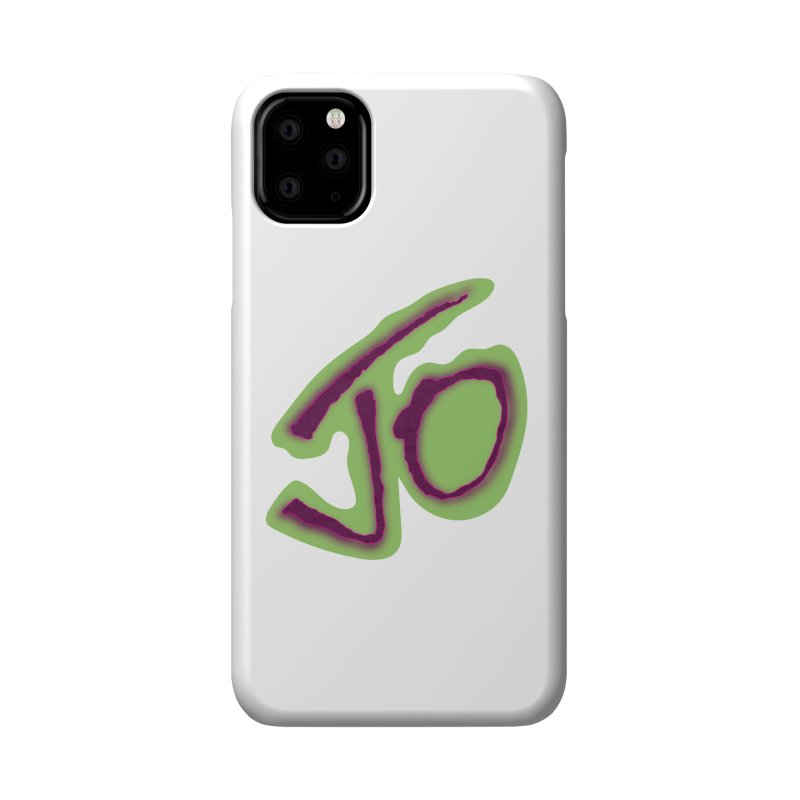 Joint Operation Purp and Guac Yo Accessories Phone Case by MD Design Labs's Artist Shop