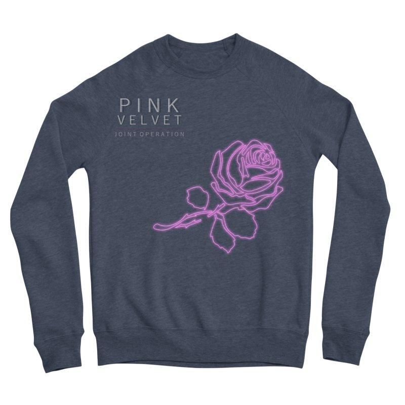 Pink Velvet - Joint Operation Single Women's Sponge Fleece Sweatshirt by MD Design Labs's Artist Shop