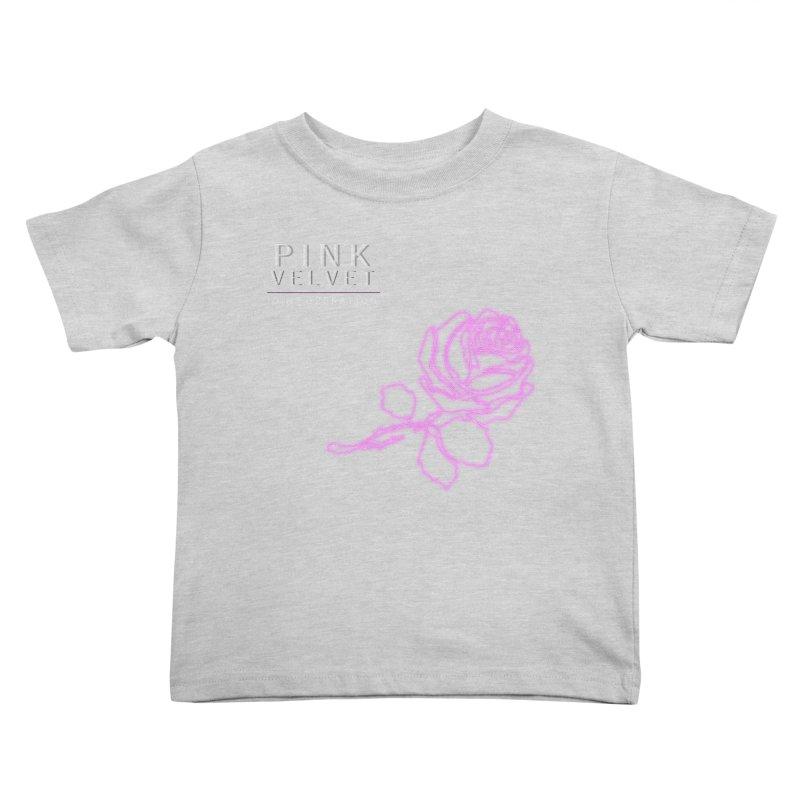Pink Velvet - Joint Operation Single Kids Toddler T-Shirt by MD Design Labs's Artist Shop
