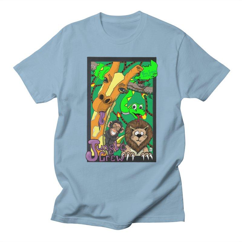 Jungle Crew Women's Regular Unisex T-Shirt by MD Design Labs's Artist Shop