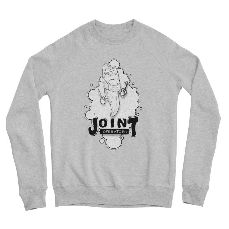 Joint Operator's Women's Sponge Fleece Sweatshirt by MD Design Labs's Artist Shop