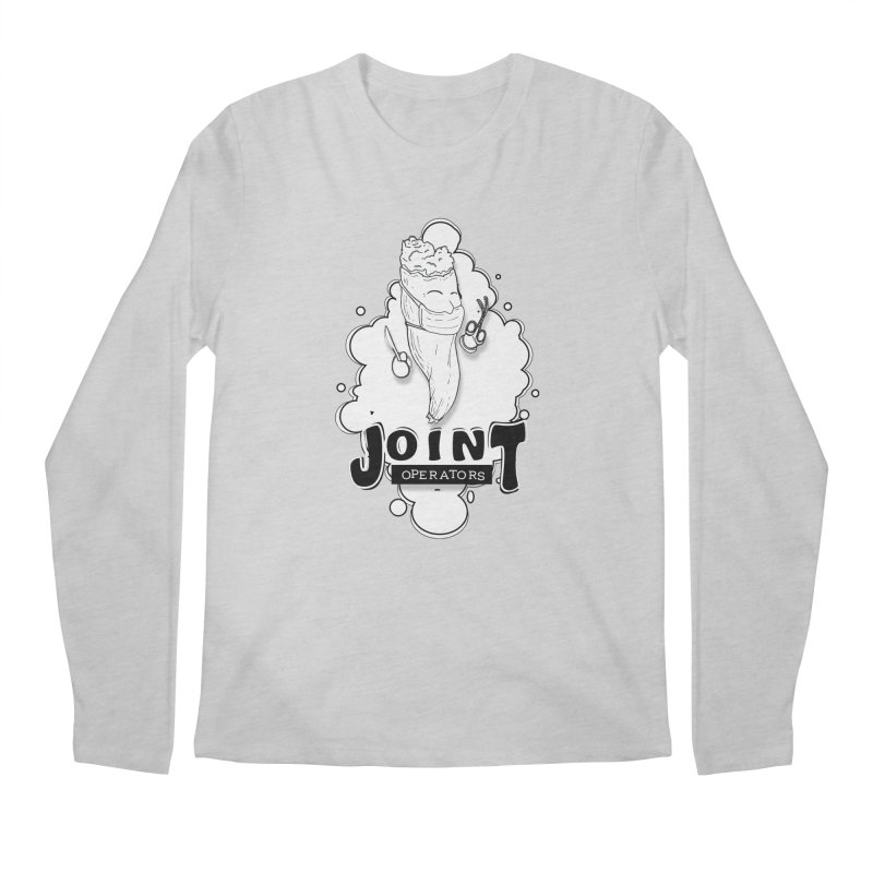 Joint Operator's Men's Regular Longsleeve T-Shirt by MD Design Labs's Artist Shop