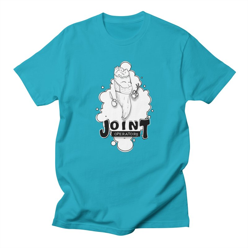 Joint Operator's Women's Regular Unisex T-Shirt by MD Design Labs's Artist Shop