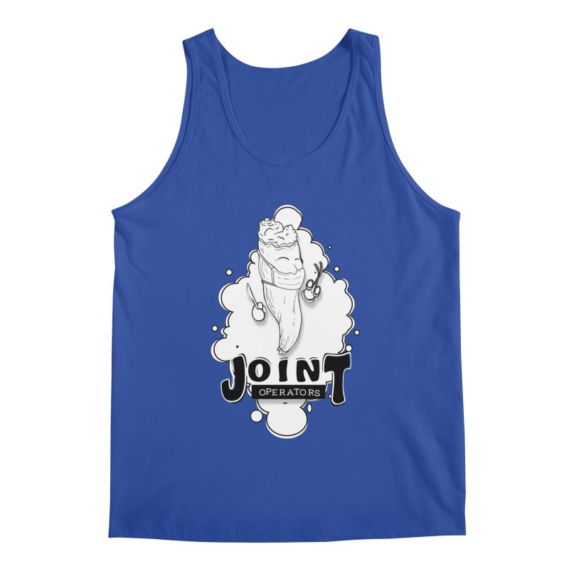 Joint Operator's Men's Regular Tank by MD Design Labs's Artist Shop