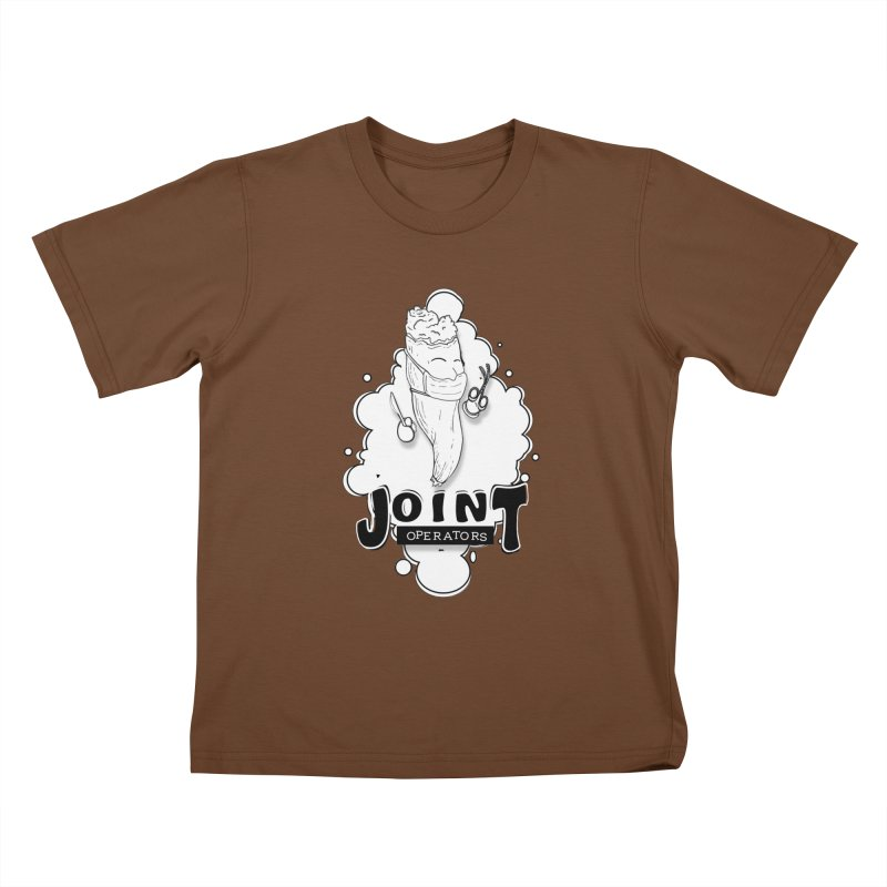 Joint Operator's Kids T-Shirt by MD Design Labs's Artist Shop