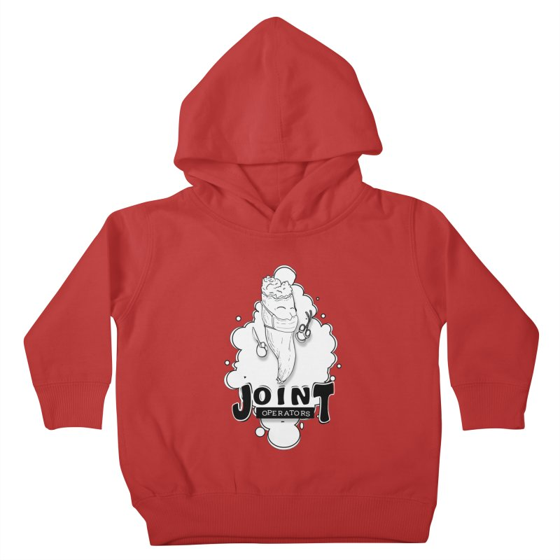 Joint Operator's Kids Toddler Pullover Hoody by MD Design Labs's Artist Shop