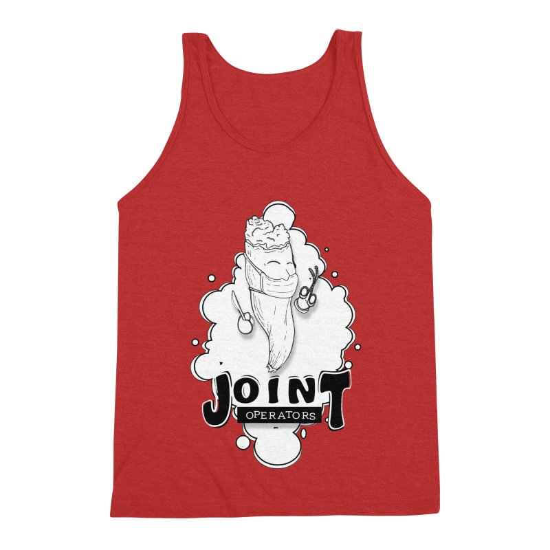 Joint Operator's Men's Triblend Tank by MD Design Labs's Artist Shop