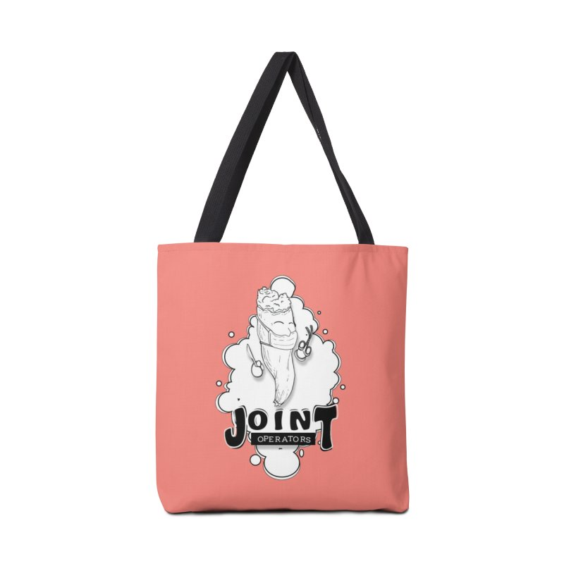 Joint Operator's Accessories Tote Bag Bag by MD Design Labs's Artist Shop