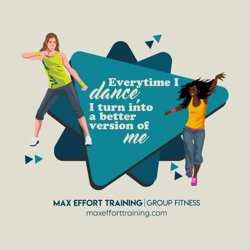 Every time I Dance Accessories Magnet by Max Effort Training