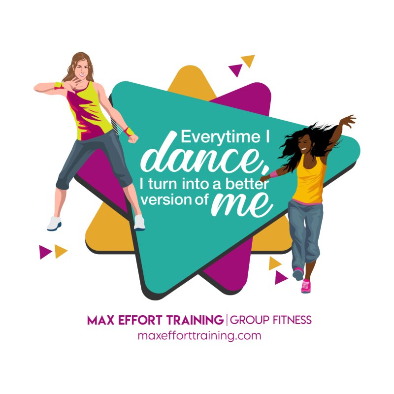 Every time I Dance Women's Tank by Max Effort Training