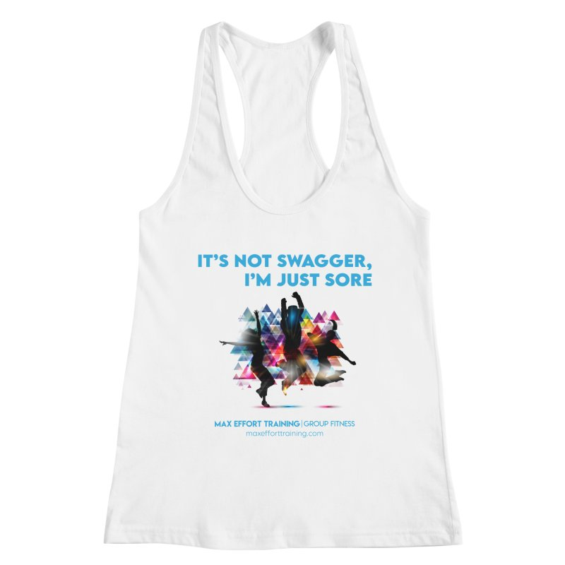 Swagger Women's Tank by Max Effort Training