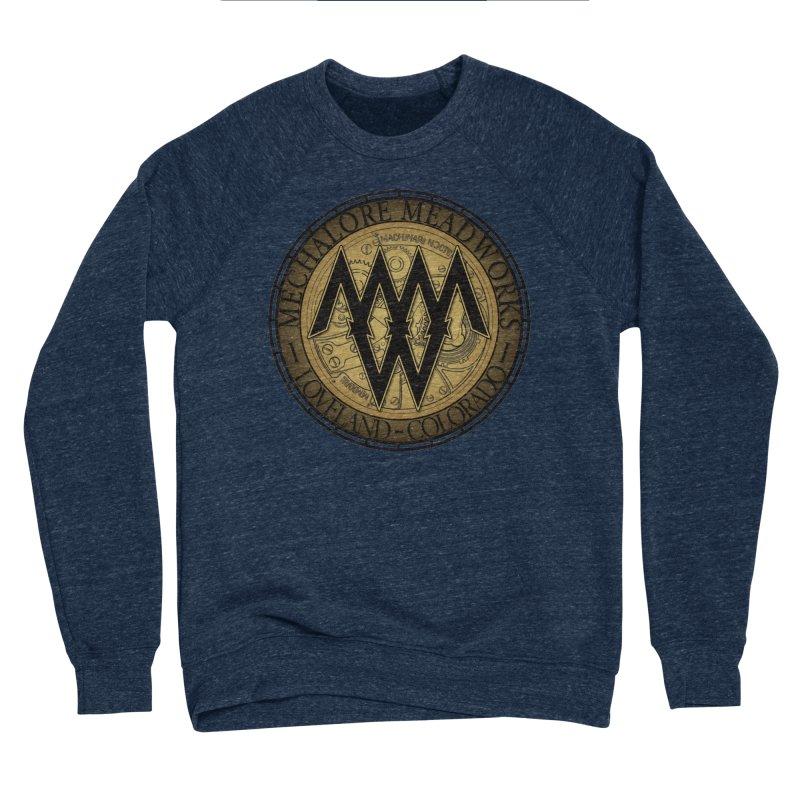 MMW Classic Logo - Cold Weather Gear Men's Sponge Fleece Sweatshirt by MMW's Artist Shop