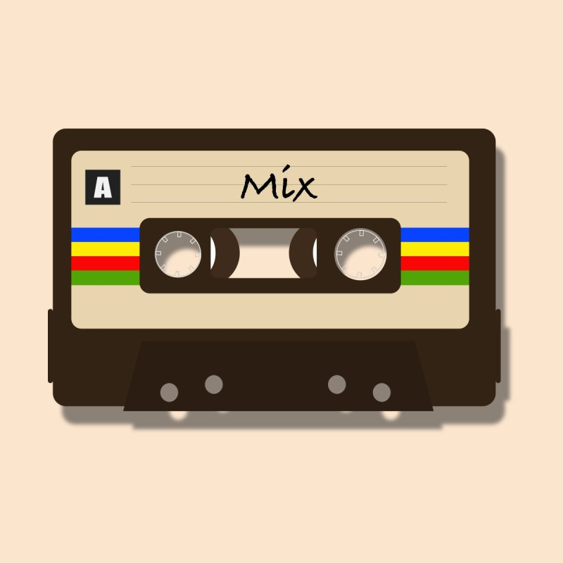 Mix Tape by MMXVII Designs