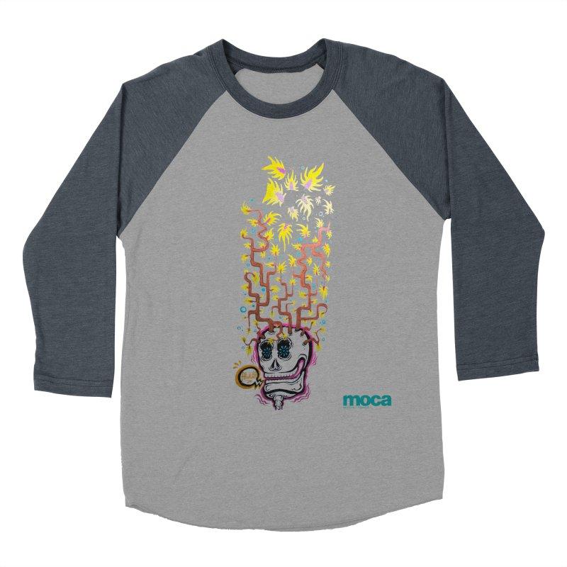AfroKilla Women's Baseball Triblend Longsleeve T-Shirt by MOCA